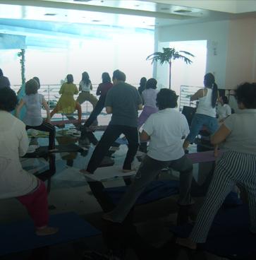 IMASC Spiritual Gathering – Yoga